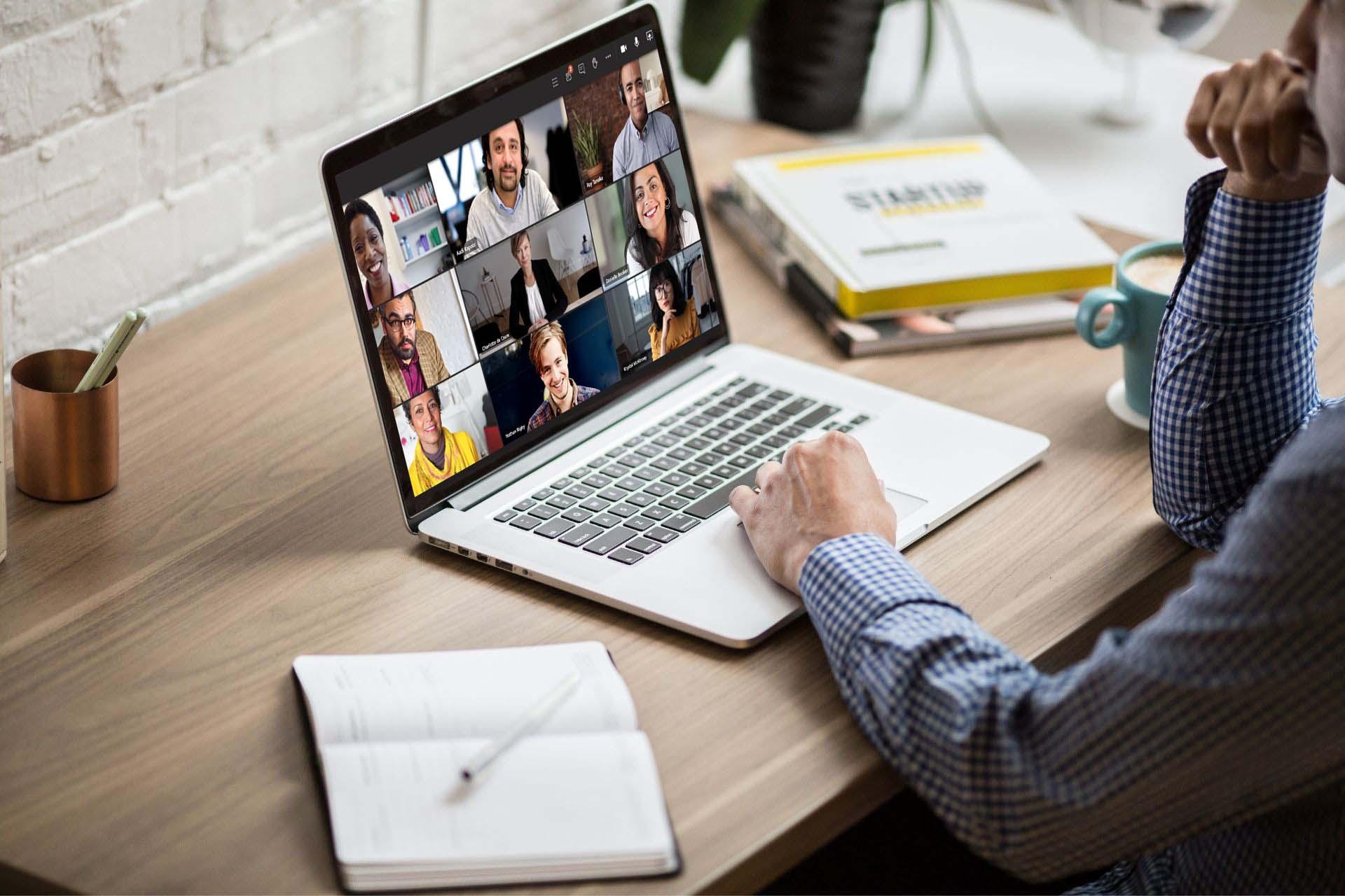 microsoft teams, videóhívás, videókonferencia, hangmegosztás, videómegosztás, hangszóró, hangbeállítás, teams videóhívás, teams konferencia