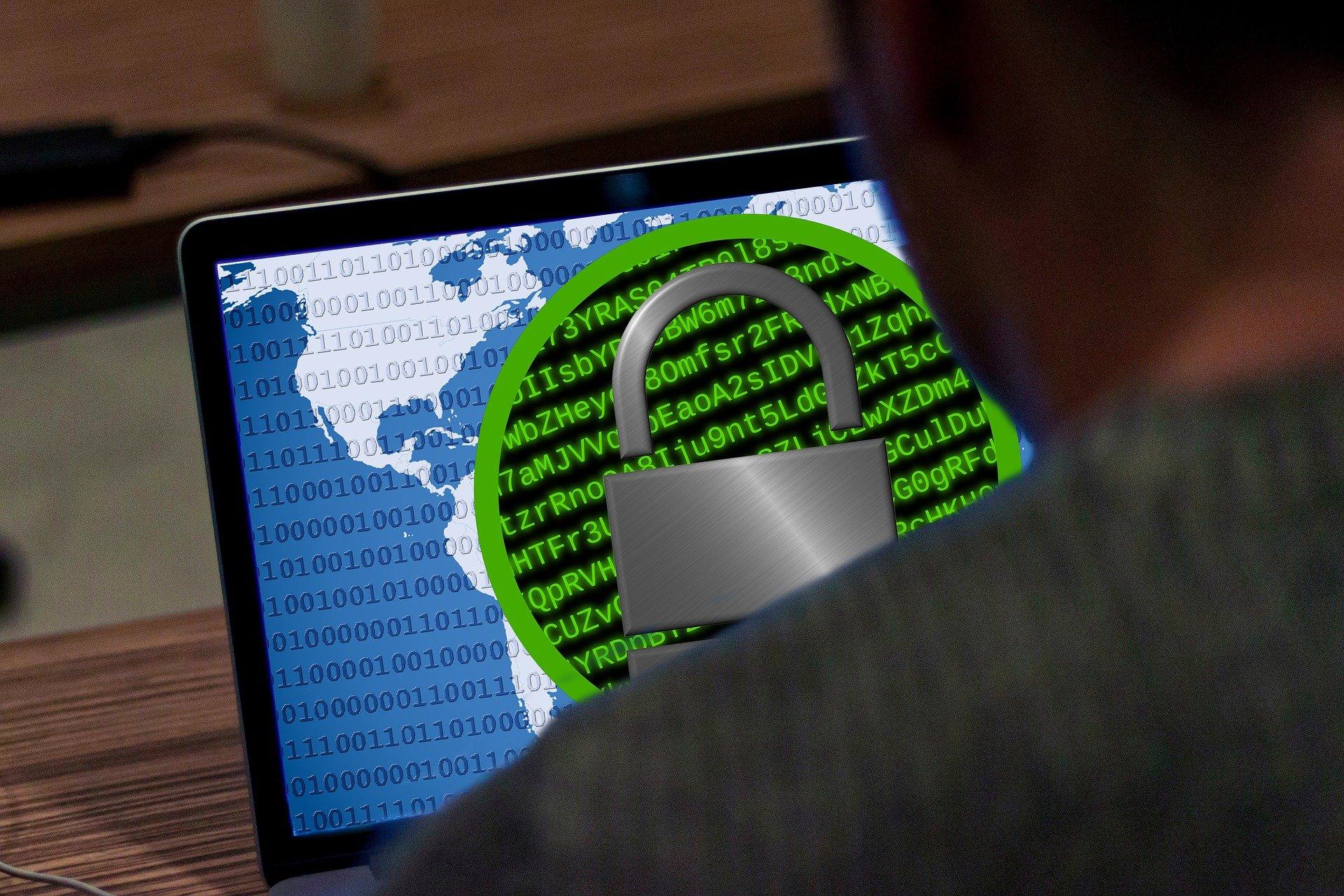 Ransomware támadás