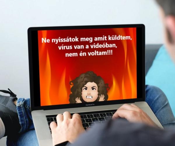 facebook vírus, messenger vírus, adatbiztonság, social media, informatikai biztonság, vírusirtó, facebook profil biztonság, jelszóvédelem, jelszóbiztonság